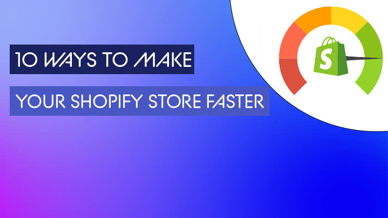 10 Ways to Make Your Shopify Store Faster - featured image - Winner Picker